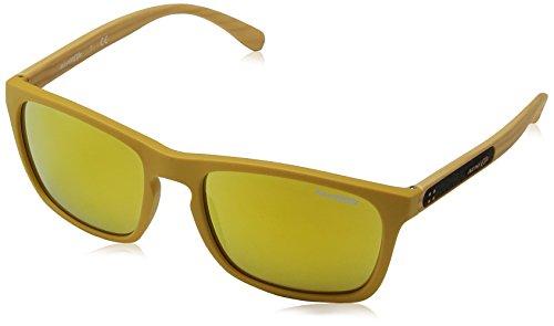 Arnette Herren 0AN4236 2457N0 56 Sonnenbrille, Beige (Orange)