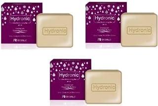 Regaliz Hydronic Ultra moisturizing Bar 100g , 3 Count