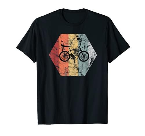 Bonanza Fahrrad   Retro Vintage Bonanzarad Geschenk T-Shirt
