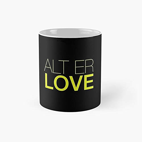 Alt Er Love Classic Mug 11, 15 Oz.
