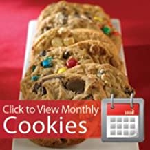 Monthly Clubs (Cookie Of The Month Club 6 Months 1 LB.)