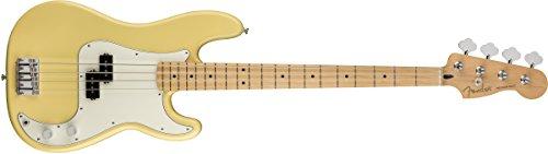 Fender エレキベース Player Precision Bass®, Maple Fingerboard, Buttercream