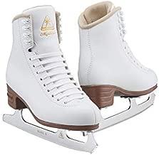 Jackson Ultima Mystique JS1490 White Womens Ice Skates, Size 8