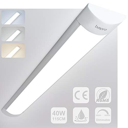 Fluorescentes Led 120Cm Techo Armario Marca bapro