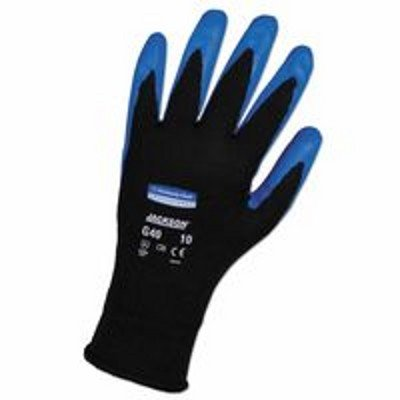 Kimberly Clark 13836 Jackson Safety G40 Smooth Nitrile Handschuhe, Blau (60-er pack)