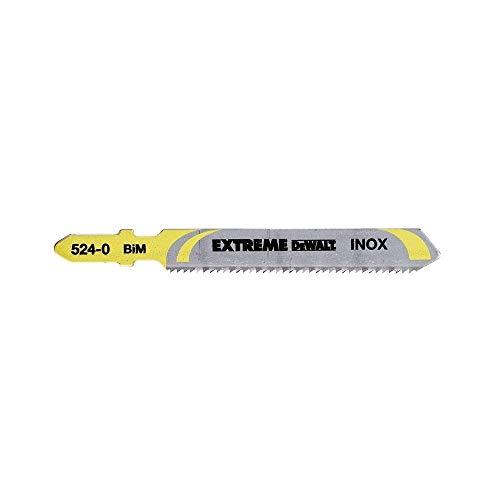 DeWalt DT2083-QZ Hoja de Sierra de calar Extreme bi-metalpara Material Especial, 1...