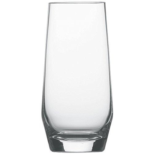 Schott Zwiesel 7544435 Lot de 6 Verres à vin Rouge Transparents, Cristal