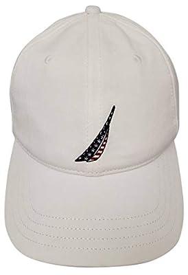 Nautica Mens J-Class Hat (One Size