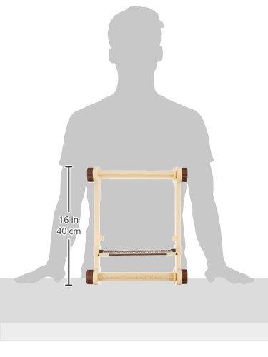 大石天狗堂『プラスチック製卓上手織機』
