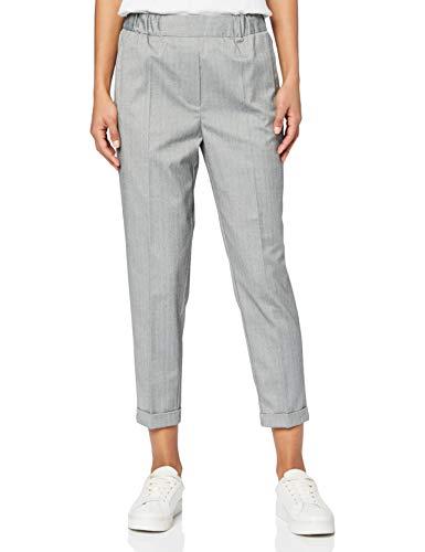 Teddy Smith Teddy JOGGY 6 Pants, Unique/Motif 1, L Womens