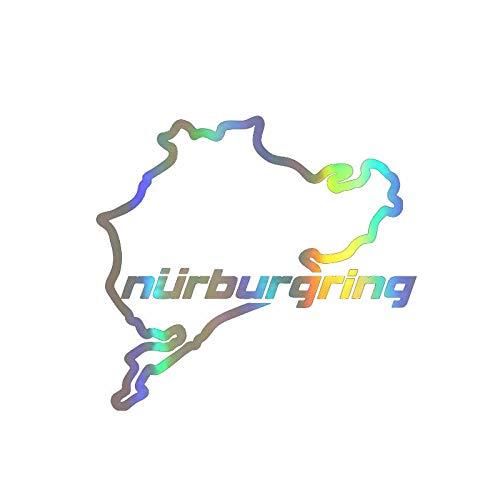 calcomania nurburgring fabricante Nicoole
