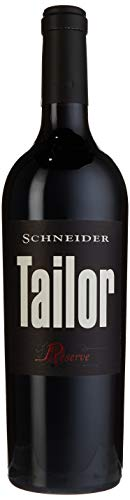Markus Schneider Tailor Réserve Rotwein Cuvée QbA Pfalz 2014 trocken (1 x 0.75 l)