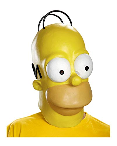 Homer Simpson Maske als Comic Maske für Fasching & Karneval