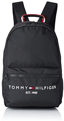 Tommy Hilfiger TH Established Backpack, Zaino Uomo, Nero, Medium