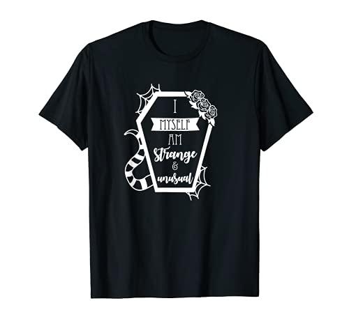 Yo mismo soy extraño e inusual Camiseta