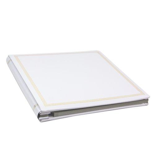 Sunline Pioneer X-Pando Magnetic Album, White