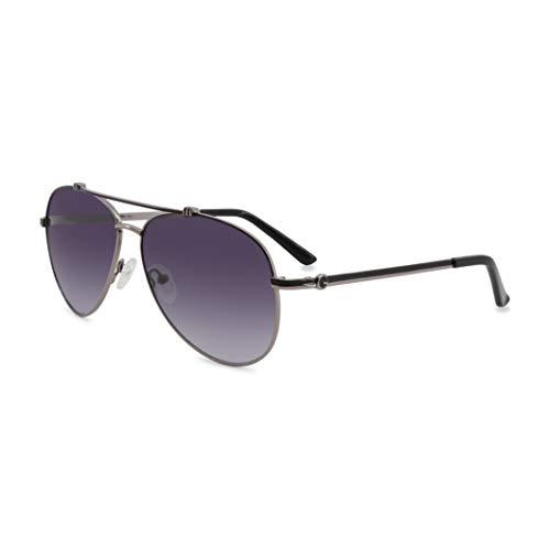 Guess GG1140-08B Gafas de sol, Gris, 60 para Mujer