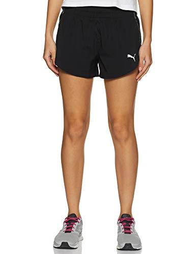 Puma Ignite 3` Short Pantalon De Jogging Femme Puma Black FR : S (Taille Fabricant : S)
