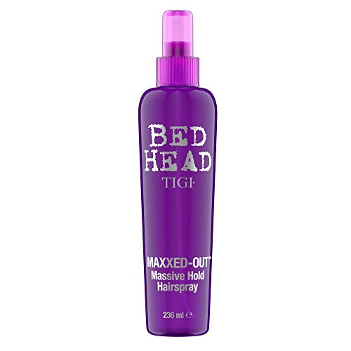 Bed Head by Tigi Maxxed Out Non Aerosol Hairspray for Strong...