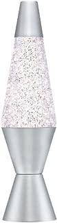 Lava Lite 2130 14.5'/20 oz. Stardust Glitter Lamp, Clear