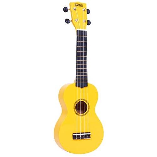 Mahalo MR1YW - Ukulele soprano, giallo