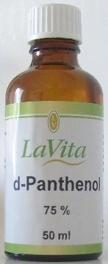 Lavita d-Panthenol 75% 50ml