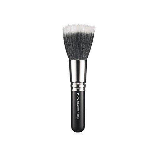 MAC Duo Fibre Face Brush with a Shorter Handle, 187 SH 187SH
