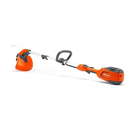 Buy Bargain Husqvarna 136LiL Battery Operated Curved Line Trimmer - Trimmer Only