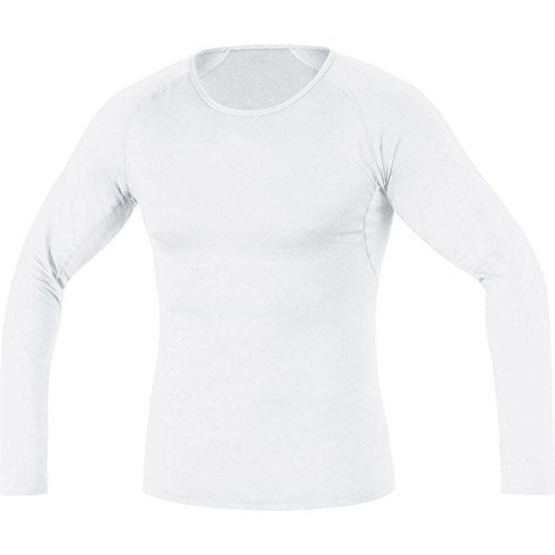 Gore Running Wear heren ondershirt met lange mouwen, stretch, Gore Selected Fabrics, ESSENTIAL shirt long, UESLME