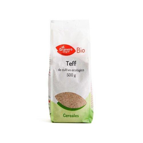 Semilla de Teff Bio 500 gr de El Granero Integral