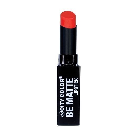 CITY COLOR Be Matte Lipstick - Bright Red