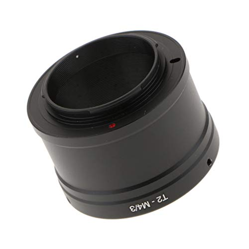 perfk Premium Anillo Adaptador de Lente para Reparación y Reemplazo de Cámara de Acción, Pieza para Panasonic Olympus E-p5