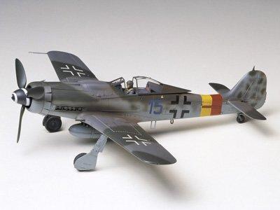 タミヤ 1/48 傑作機シリーズ No.41 ドイツ空軍 フォッケウルフ Fw190 D-9 プラモデル 61041