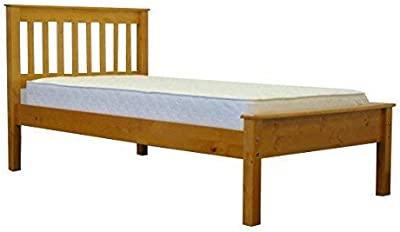 Amazon Com Zinus Alexia 12 Inch Wood Platform Bed With