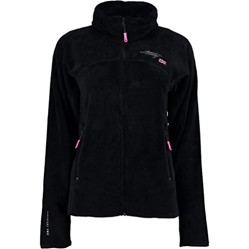 Geographical Norway Polar Mujer UPALINE (Negro, S)