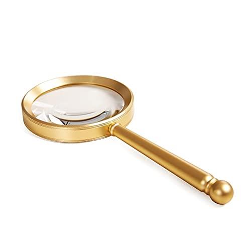 XUEXIU Reparación De Reloj De Texto Antiguo De Texto Identificación De La Identificación Óptica del Ampliación del Espejo