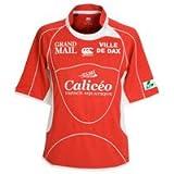 Dax maillot domicile 2009 - Rouge, XXL, XXL