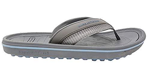 Margaritaville Men's Athletic Golf Sandal, Foot Wedge Flip Flop