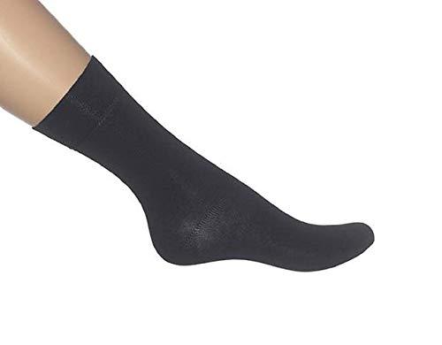 Bonnie Doon Cotton Comfort Soeckchen black 35-38