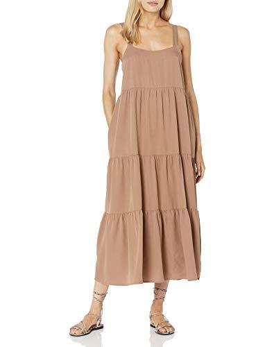 The Drop Britt Vestido Amplio tipo «Tent Dress» con Niveles Mujer