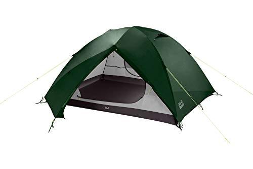 Jack Wolfskin Unisex– Erwachsene Skyrocket Iii Dome Kuppelzelt für Camping, Mountain Green, Standard