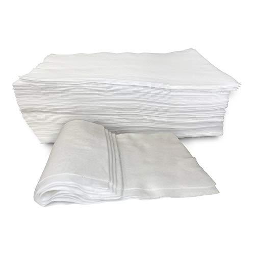 Toallas Desechables Extra Absorbente para Manos Cabello Toallas Desechable Peluquería Centros de Estética.