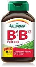 jamieson b6 b12 and folic acid