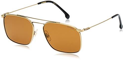 Carrera Unisex-Erwachsene 186/S Sonnenbrille, Mehrfarbig (Gold), 59