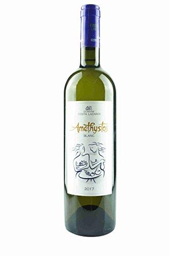 Amethystos Weißwein trocken 750ml/13% C. Lazaridi Griechenland