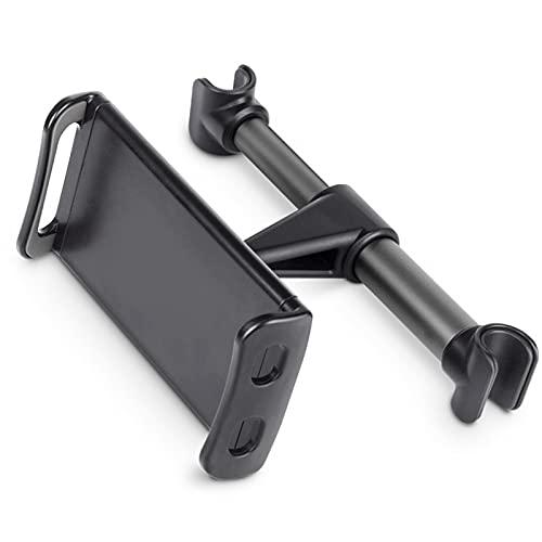 Adecuado para teléfono móvil Tablet PC de la tableta 4-11 pulgadas Telescópico Coche almohada trasero del teléfono móvil Soporte de la tableta de la tableta del automóvil Asiento del asiento del asien