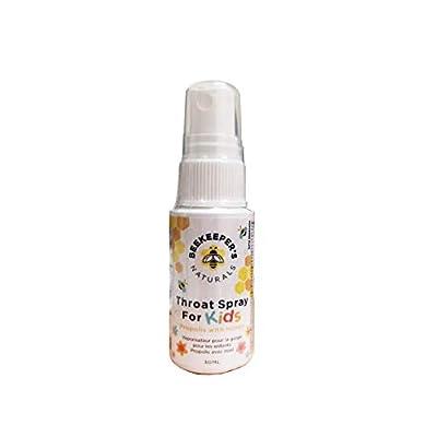 BEEKEEPERS NATURALS Kids Propolis Spray, 30 ML
