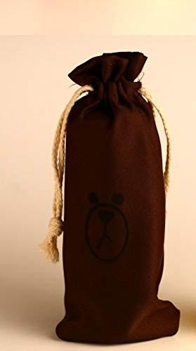 Sin expressie plastic bekers kip Bruin beer mijn fles limonade beker, kleur: Sally kippentas, capaciteit: 501-600ml