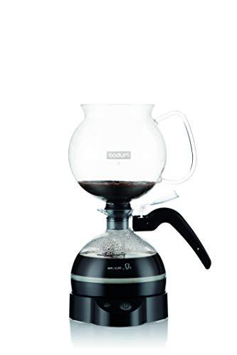 Bodum 11822-01EURO-320 ePebo Elektrischer vakuum kaffeebereiter, Kunststoff