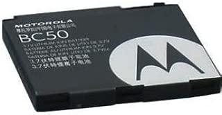 Motorola BC50 for MotoSlvr L2 C261 MotoSlvr L7C MotoSlvr L6 MotoRizr Z3